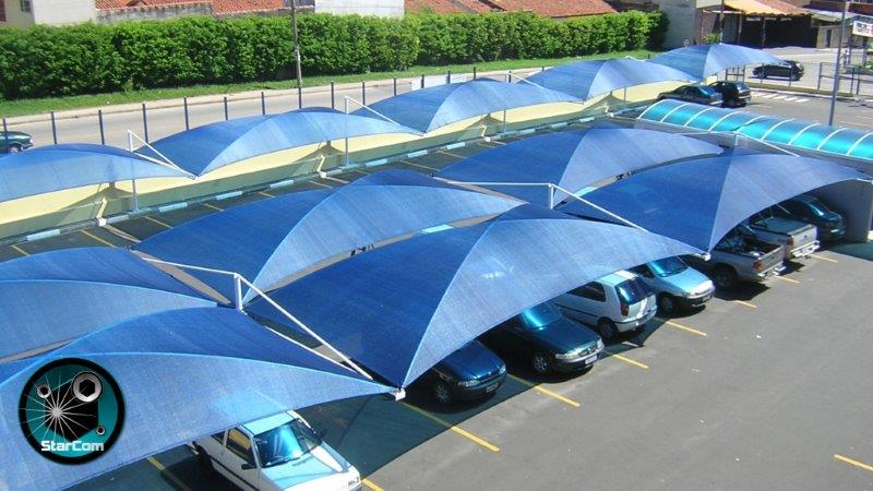 Sombrite para estacionamento campinas