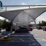 Cobertura para estacionamento de carros